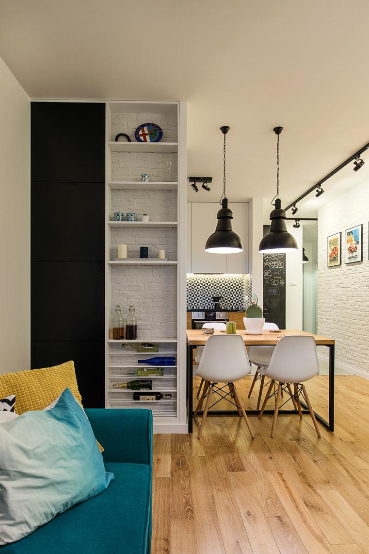 Fotografia wnętrz dla biur projektowych, sesja zdjęciowa wnętrza, salon, jadalnia, sofa. ,