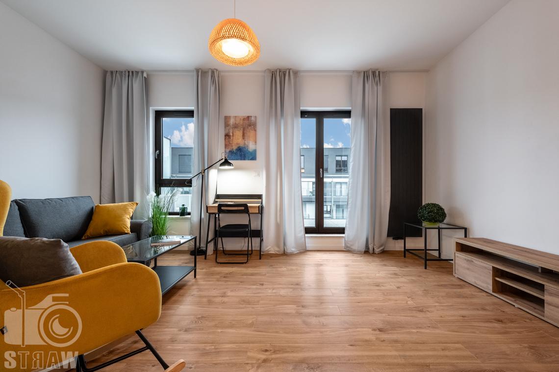 Miasteczko Wilanów – apartament na wynajem