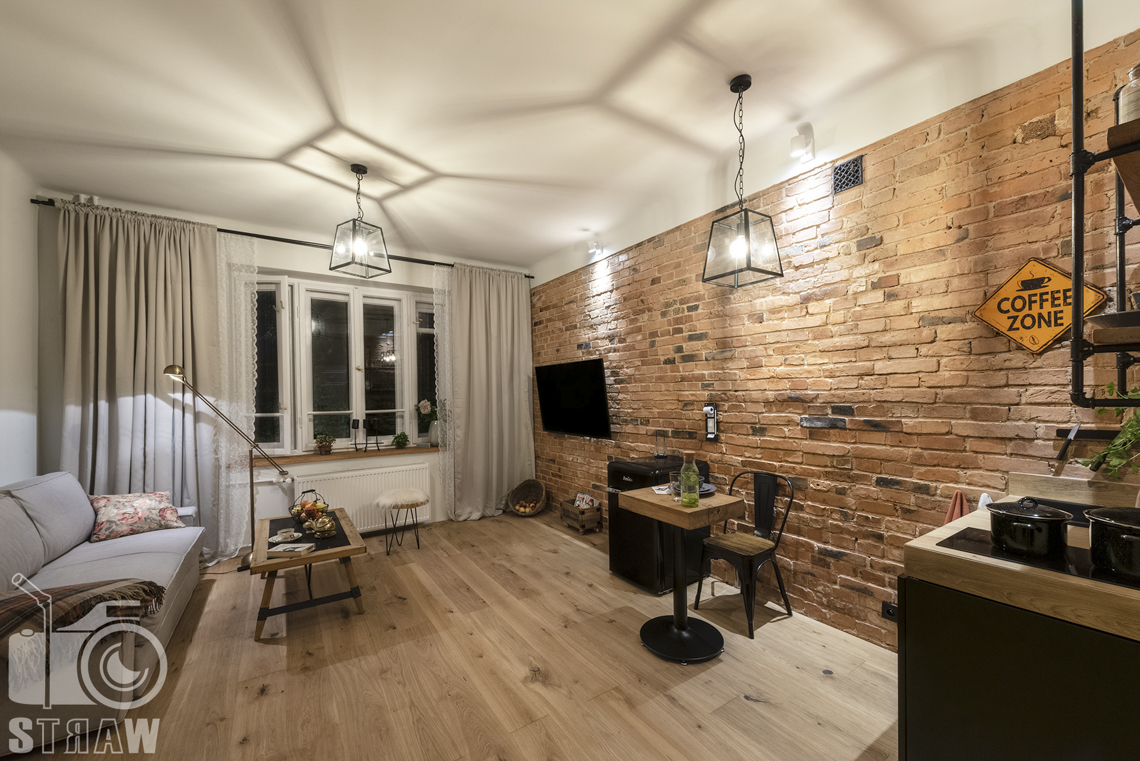AirBnb – Apartament w kamienicy