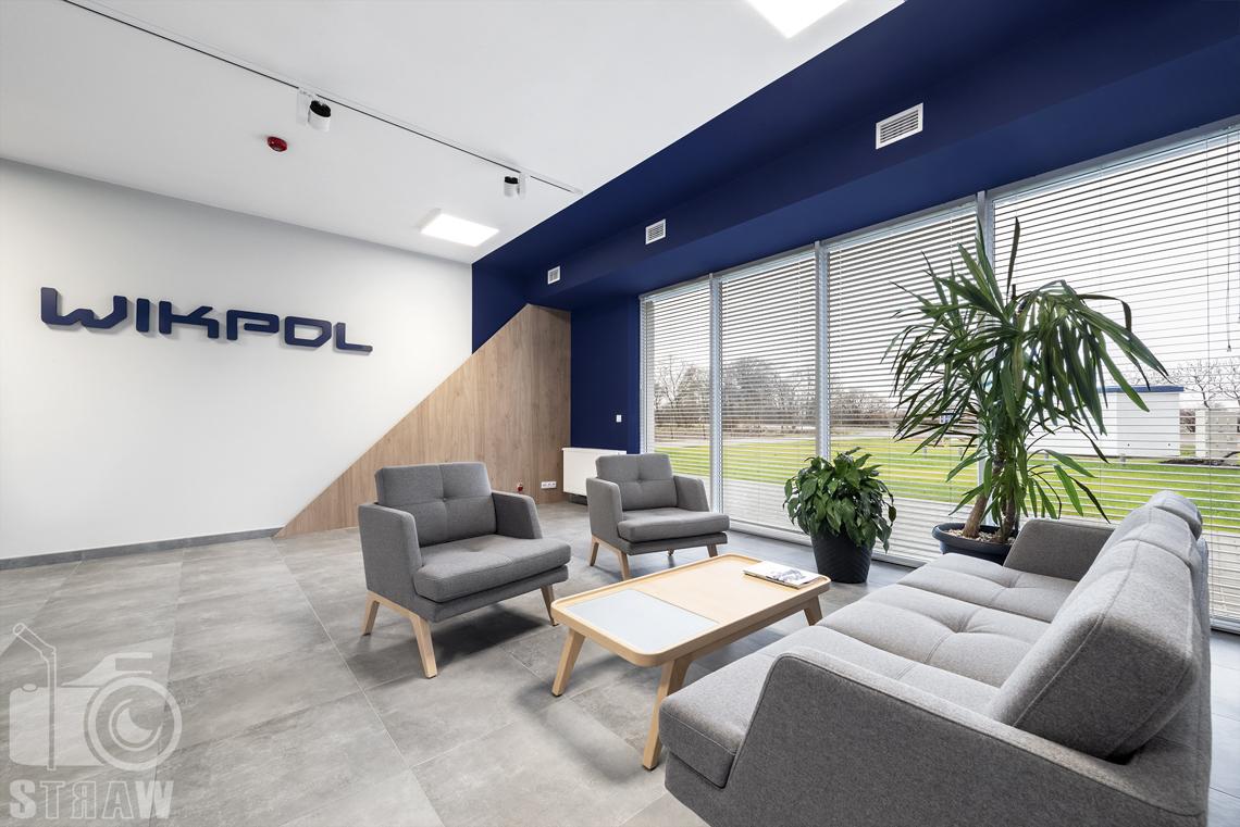 Logan – aranżacja powierzchni biurowej Wikpol